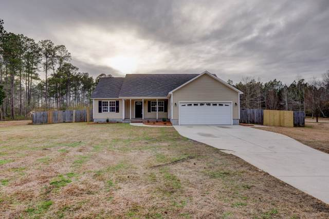 181 Meadowview Road, Jacksonville, NC 28540 (MLS #100201468) :: CENTURY 21 Sweyer & Associates