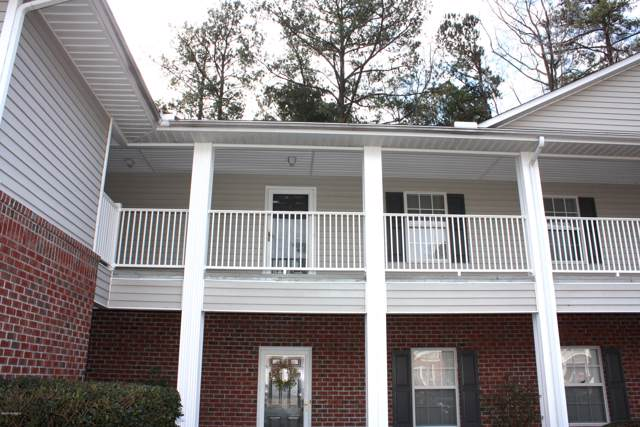 2213 Locksley Woods Drive F, Greenville, NC 27858 (MLS #100201470) :: The Keith Beatty Team