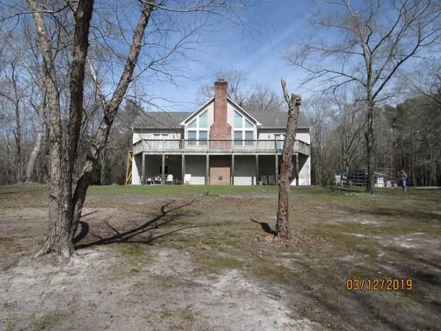 3369 Croomsbridge Road, Burgaw, NC 28425 (MLS #100201501) :: CENTURY 21 Sweyer & Associates