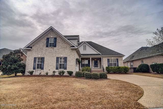 2027 Bay Colony Lane, Wilmington, NC 28405 (MLS #100201507) :: Vance Young and Associates