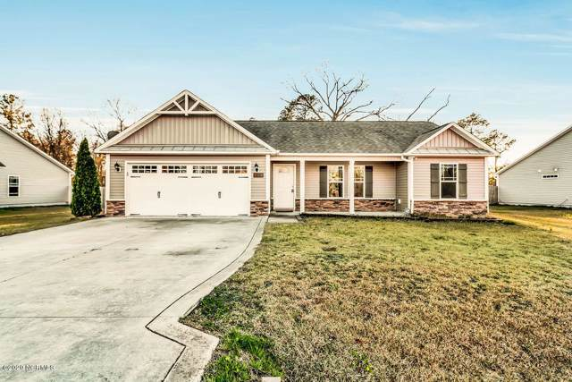 226 Long Neck Drive, Richlands, NC 28574 (MLS #100201523) :: The Oceanaire Realty