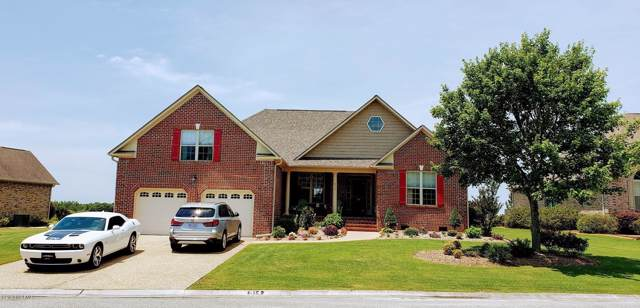 914 Highlands Drive, Hampstead, NC 28443 (MLS #100201530) :: Vance Young and Associates