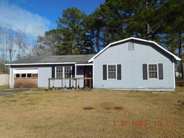 511 Redwood Place, Jacksonville, NC 28540 (MLS #100201540) :: CENTURY 21 Sweyer & Associates