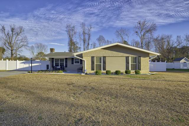 109 Timber Lane, Jacksonville, NC 28540 (MLS #100201573) :: The Oceanaire Realty