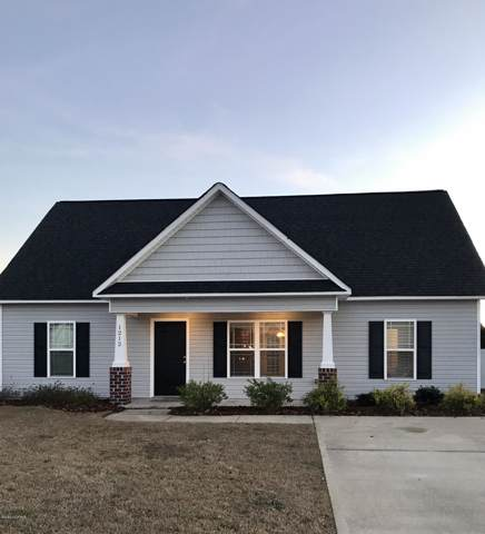 1212 Penncross Drive, Greenville, NC 27834 (MLS #100201576) :: Vance Young and Associates