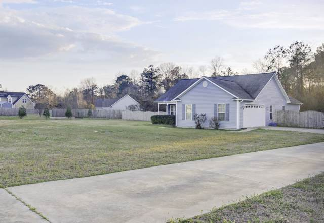 107 Cherry Grove Drive, Richlands, NC 28574 (MLS #100201577) :: Vance Young and Associates