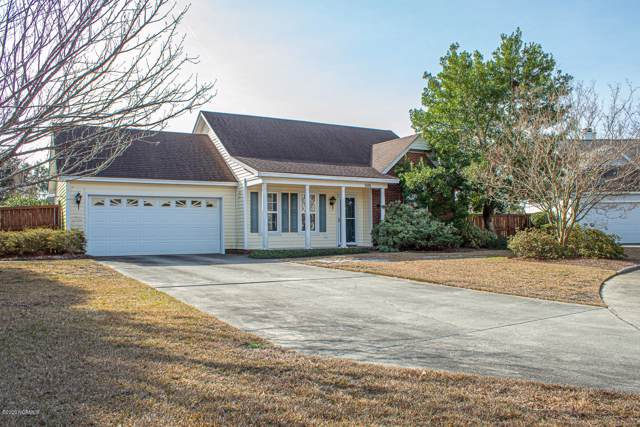 3606 New Colony Drive, Wilmington, NC 28412 (MLS #100201584) :: The Cheek Team