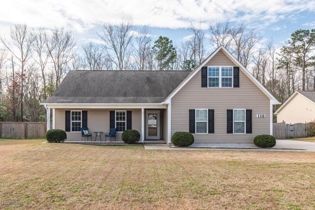 118 Christy Drive, Beulaville, NC 28518 (MLS #100201588) :: Berkshire Hathaway HomeServices Hometown, REALTORS®