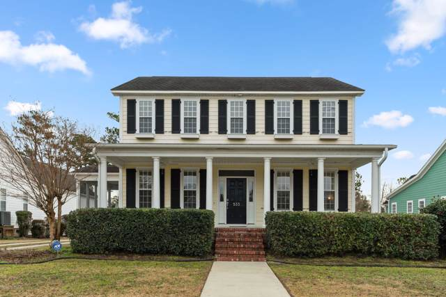 533 Bayfield Drive, Wilmington, NC 28411 (MLS #100201615) :: David Cummings Real Estate Team