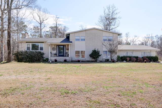 550 Old 30 Road, Jacksonville, NC 28546 (MLS #100201629) :: Vance Young and Associates