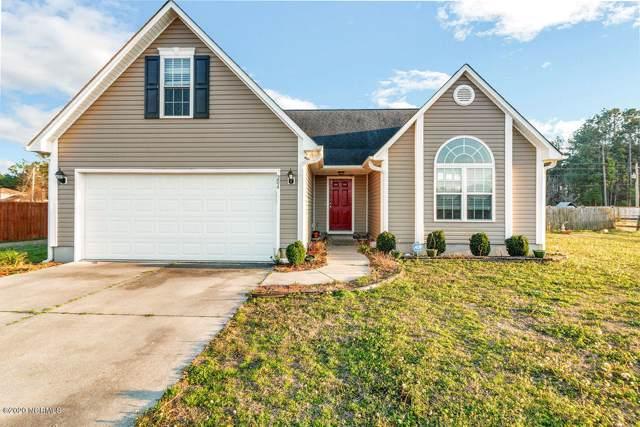 204 Cherry Blossom Drive, Richlands, NC 28574 (MLS #100201634) :: Castro Real Estate Team
