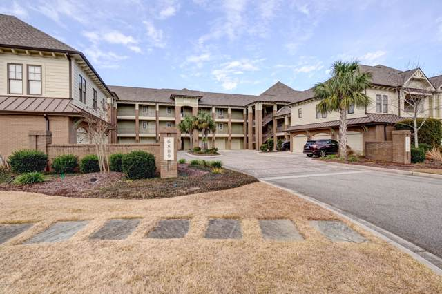 6809 Mayfaire Club Drive #206, Wilmington, NC 28405 (MLS #100201640) :: Frost Real Estate Team