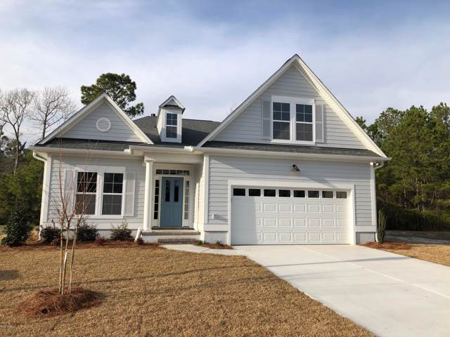 175 Everett Park Trail, Holly Ridge, NC 28445 (MLS #100201643) :: Vance Young and Associates