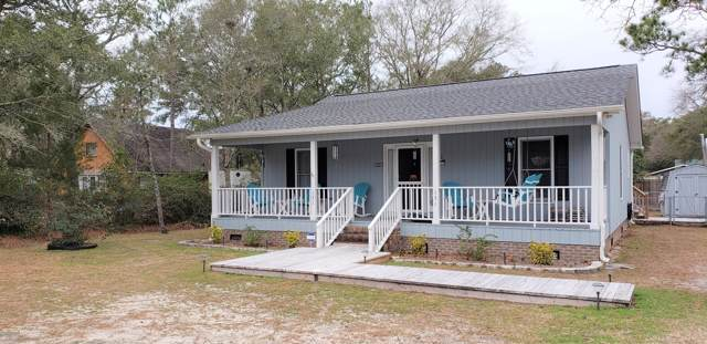 131 NW 1st Street, Oak Island, NC 28465 (MLS #100201665) :: SC Beach Real Estate