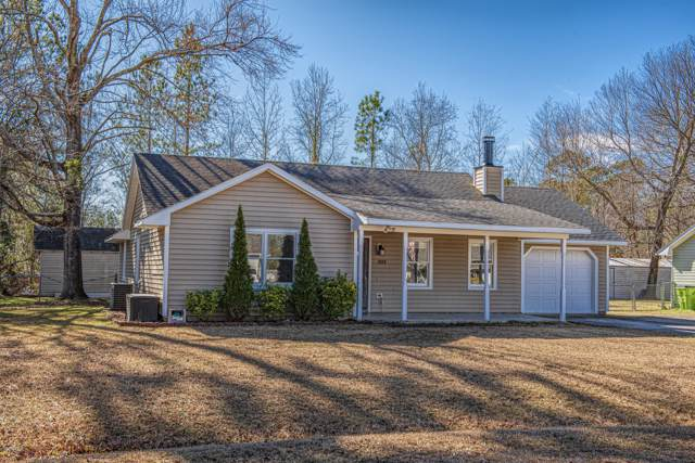 305 Little John Lane, Havelock, NC 28532 (MLS #100201668) :: RE/MAX Elite Realty Group