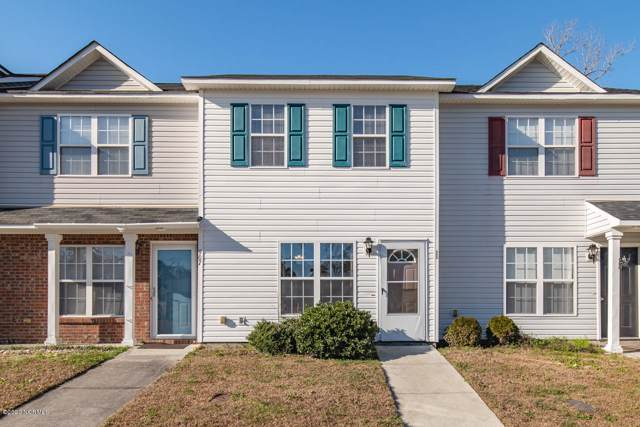 909 Timberlake Trail, Jacksonville, NC 28546 (MLS #100201679) :: The Oceanaire Realty