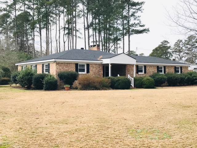 205 Country Club Circle, Clinton, NC 28328 (MLS #100201695) :: Donna & Team New Bern