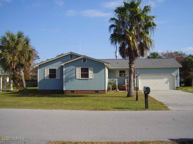 615 S 4th Avenue, Kure Beach, NC 28449 (MLS #100201701) :: Donna & Team New Bern