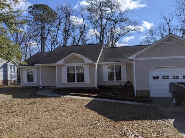 164 Raintree Circle, Jacksonville, NC 28546 (MLS #100201702) :: Donna & Team New Bern