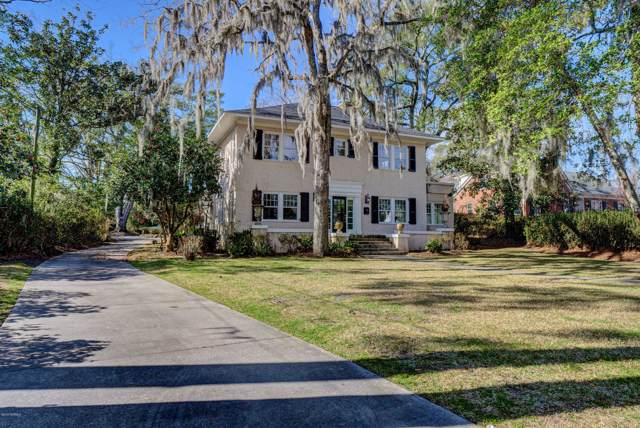 214 Forest Hills Drive, Wilmington, NC 28403 (MLS #100201719) :: Frost Real Estate Team