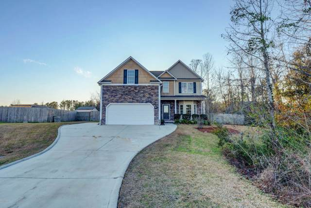 302 Tucksey Court S, Hubert, NC 28539 (MLS #100201773) :: Courtney Carter Homes