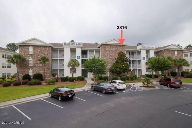 141 Avian Drive #3816, Sunset Beach, NC 28468 (MLS #100201790) :: Courtney Carter Homes