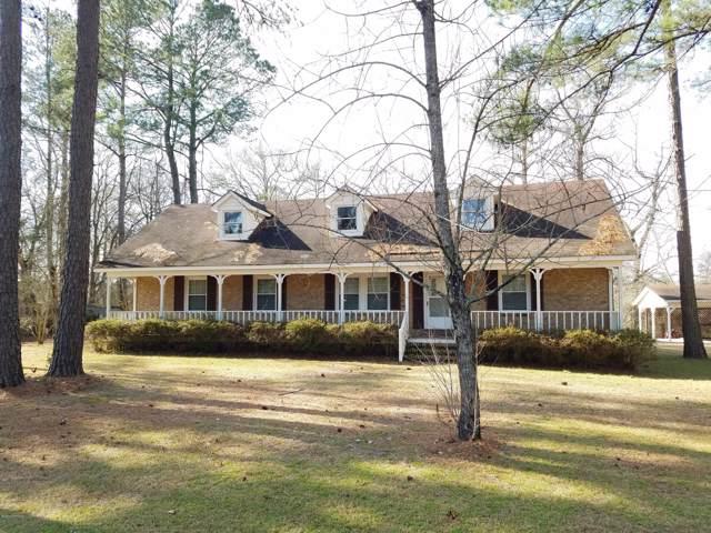 694 Owen Smith Drive, Kinston, NC 28501 (MLS #100201947) :: Courtney Carter Homes