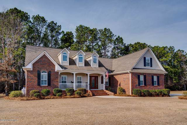 266 Pine Village Drive, Rocky Point, NC 28457 (MLS #100202075) :: Courtney Carter Homes