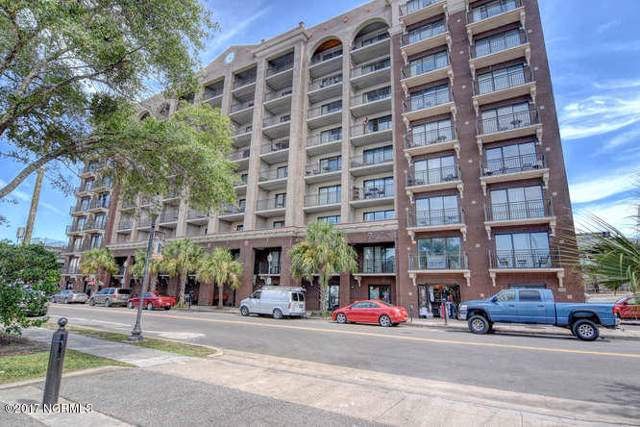 106 N Water Street #810, Wilmington, NC 28401 (MLS #100202197) :: Liz Freeman Team