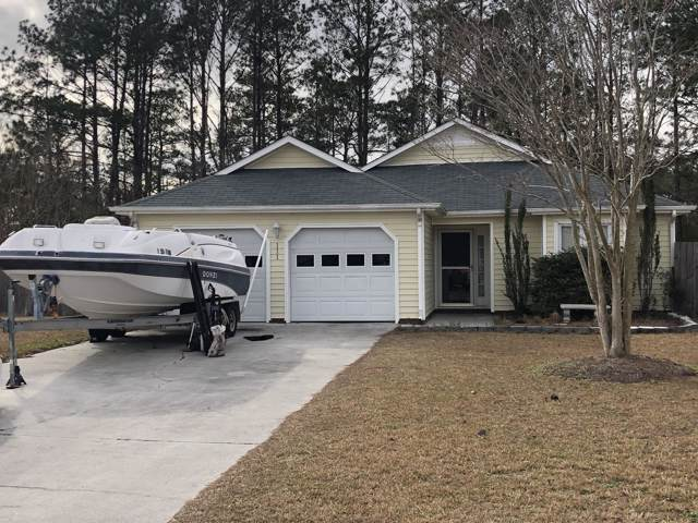 111 Beaver Dam Trail, Newport, NC 28570 (MLS #100202283) :: Lynda Haraway Group Real Estate