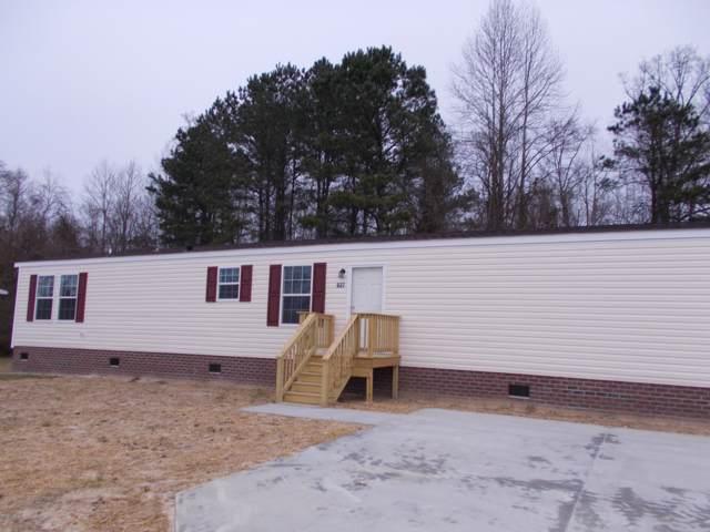 927 Mccaskill Drive, Kinston, NC 28501 (MLS #100202286) :: Vance Young and Associates