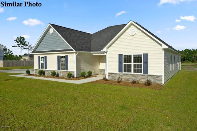 112 Village Creek Drive, Maysville, NC 28555 (MLS #100202310) :: Courtney Carter Homes