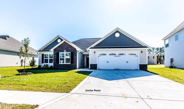 117 Village Creek Drive, Maysville, NC 28555 (MLS #100202316) :: Courtney Carter Homes