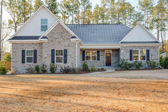 354 Crown Pointe Drive, Hampstead, NC 28443 (MLS #100202320) :: Vance Young and Associates