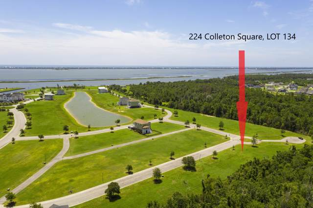 224 Colleton Square, Newport, NC 28570 (MLS #100202398) :: RE/MAX Elite Realty Group