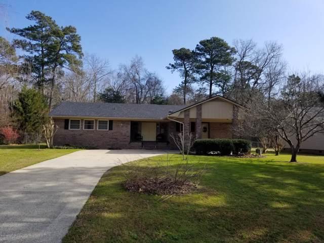 2137 Dogwood Lane, Kinston, NC 28504 (MLS #100202534) :: David Cummings Real Estate Team