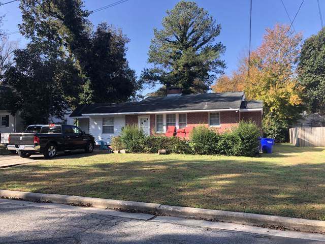 103 N Library Street, Greenville, NC 27858 (MLS #100202565) :: The Keith Beatty Team