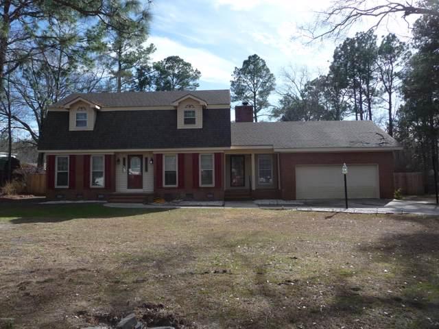 12520 Laurelcrest Road, Laurinburg, NC 28352 (MLS #100202571) :: Berkshire Hathaway HomeServices Hometown, REALTORS®