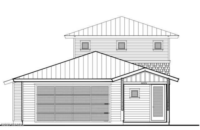 605 Atlanta Avenue, Carolina Beach, NC 28428 (MLS #100202616) :: Thirty 4 North Properties Group