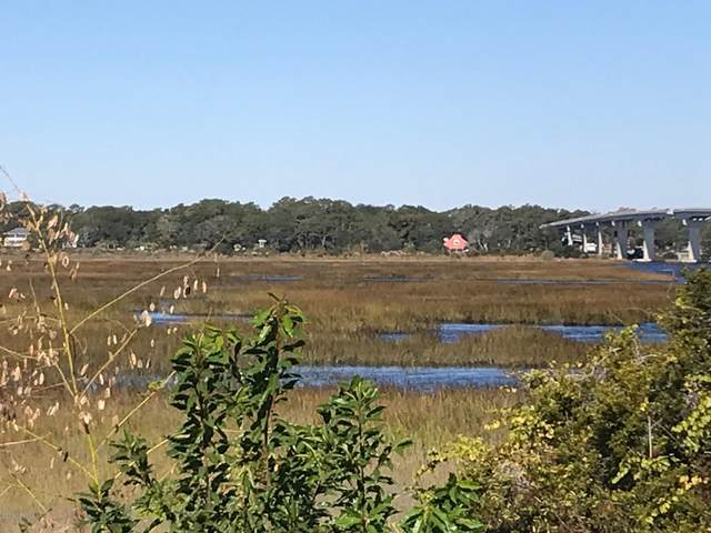 Lot 5 N North Shore, W Drive W, Sunset Beach, NC 28468 (MLS #100202777) :: Frost Real Estate Team