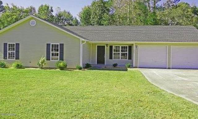 207 Chaparral Trail, Jacksonville, NC 28546 (MLS #100202785) :: The Keith Beatty Team