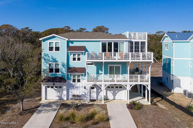 908 General Whiting Boulevard, Kure Beach, NC 28449 (MLS #100202792) :: Vance Young and Associates