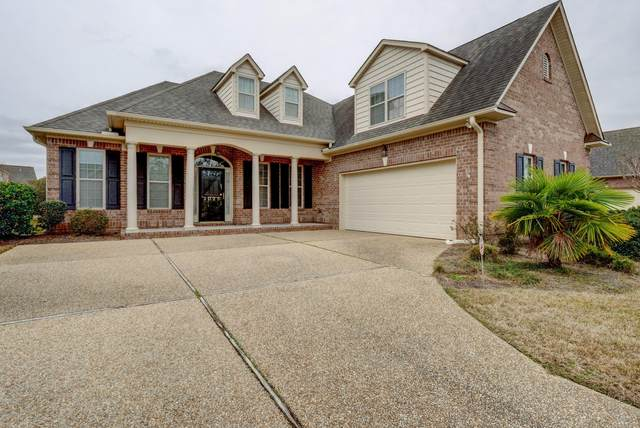 2025 Fanning Court, Leland, NC 28451 (MLS #100202804) :: Vance Young and Associates