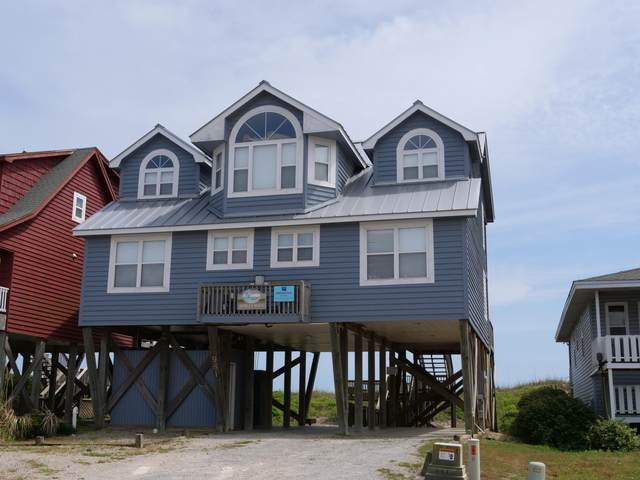 981 Ocean Boulevard W, Holden Beach, NC 28462 (MLS #100202882) :: SC Beach Real Estate