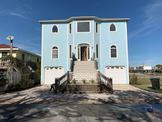 976 Gaye Avenue, Topsail Beach, NC 28445 (MLS #100202903) :: Vance Young and Associates