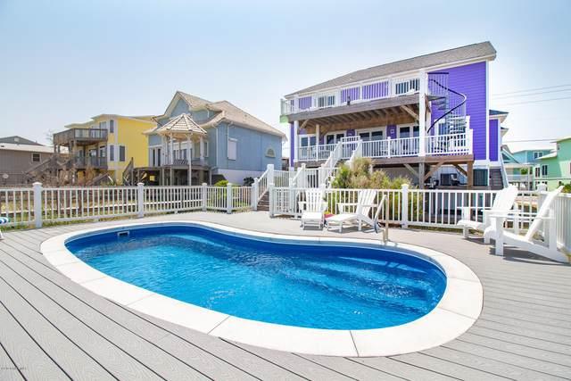 837 Fort Fisher Boulevard S, Kure Beach, NC 28449 (MLS #100202904) :: CENTURY 21 Sweyer & Associates