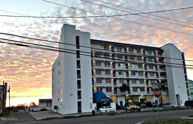 901 S Lake Park Boulevard Unit 403, Carolina Beach, NC 28428 (MLS #100202934) :: Frost Real Estate Team