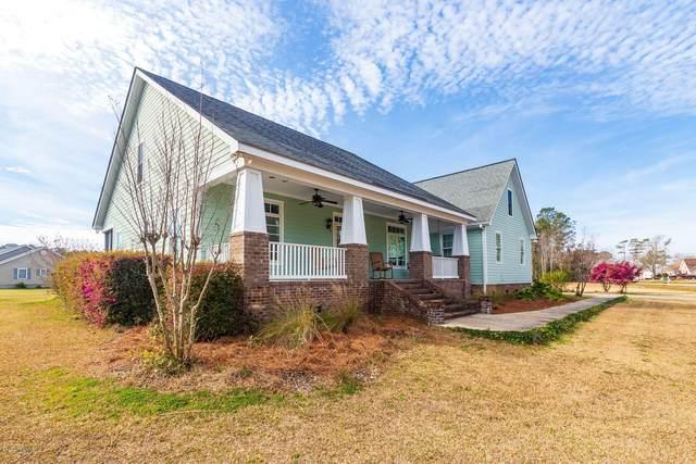 101 Tiffany Way, Beaufort, NC 28516 (MLS #100202949) :: Castro Real Estate Team