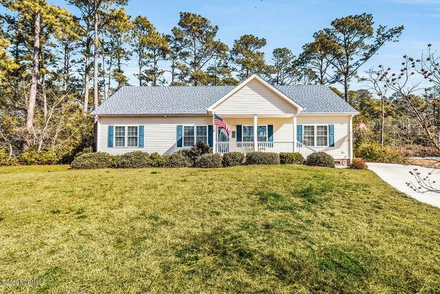 203 Covey Court, Cape Carteret, NC 28584 (MLS #100202964) :: Courtney Carter Homes