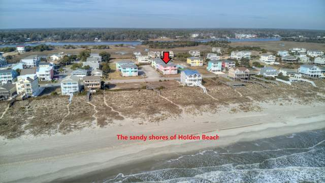 1068 Ocean Boulevard W 6D, Holden Beach, NC 28462 (MLS #100202966) :: Coldwell Banker Sea Coast Advantage